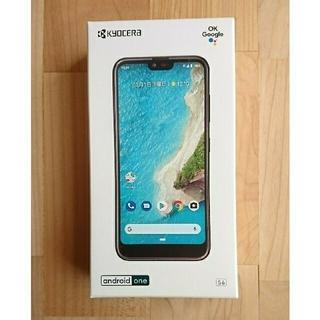 京セラ - Android One S6 京セラ
