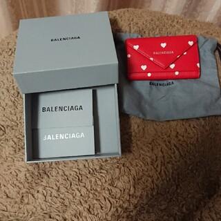 バレンシアガ(Balenciaga)の土日も発送!【限定品】バレンシアガ   キーケース 6連 バレンタイン限定モデル(キーケース)