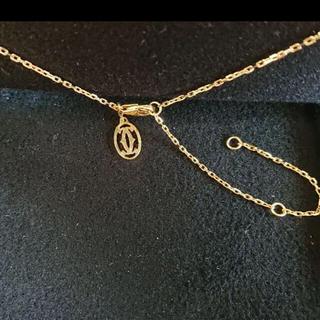 Cartier - カルティエ ネックレスチェーン k18  18k 18金 750