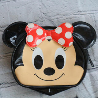 Disney - ミニーマウス・小物入れ
