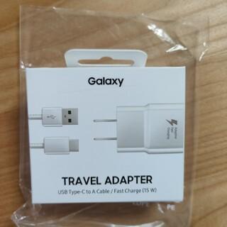 ギャラクシー(Galaxy)のgalaxy 純正 充電器(バッテリー/充電器)