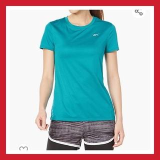 リーボック(Reebok)の新品!リーボック 半袖 ランニング  Tシャツ  レディース J/M(ウェア)