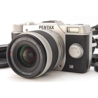 PENTAX - ■程度極上■ PENTAX Q10 レンズキット 元箱付 付属品多数