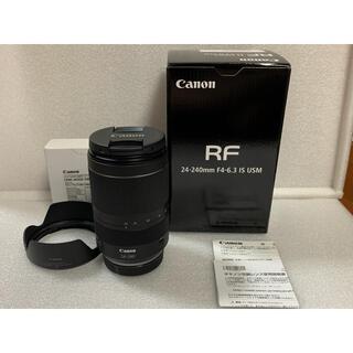 Canon - キヤノン RF24-240mm F4-6.3 IS USM
