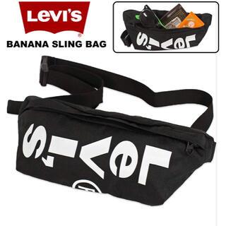 Levi's - LEVIS(リーバイス) BANANA SLING ナイロンウエストポーチ