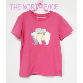 THE NORTH FACE - 【140】ザノースフェイス 半袖 Tシャツ