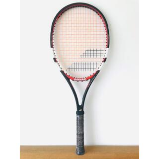 バボラ(Babolat)の新品同様/バボラ『ピュアコントロールツアー』テニスラケット/マットブラック/G2(ラケット)