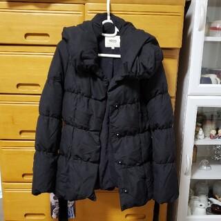オゾック(OZOC)のOZOC オゾック ダウンコート コート ジャケット ブラック シップス(ダウンコート)