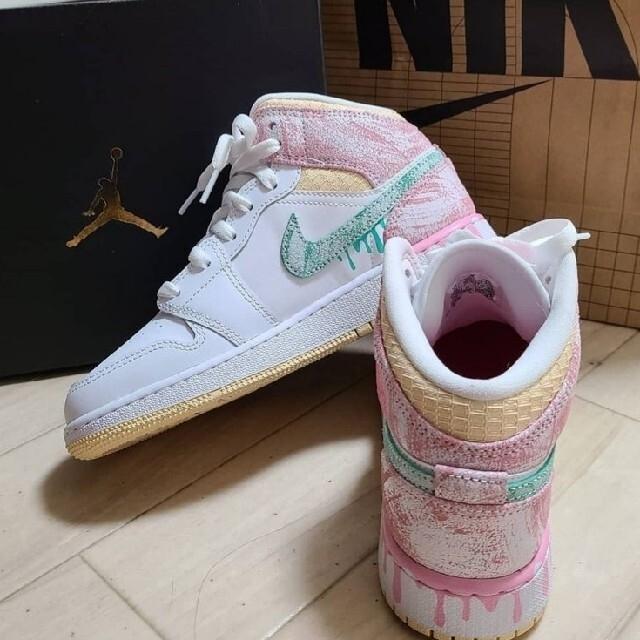 NIKE(ナイキ)のairjordan1 レディースの靴/シューズ(スニーカー)の商品写真