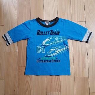 motherways - マザウェイズ 五分新幹線半袖Tシャツ 110
