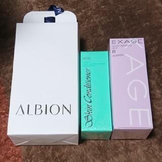 ALBION - ALBION 化粧水 乳液