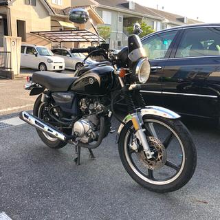 ヤマハ - 【愛知】ヤマハ YB125SP 125cc 車体 カフェレーサー スクランブラー