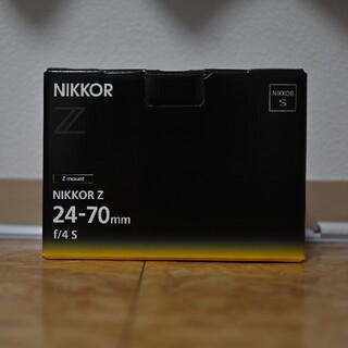 Nikon - 【試写のみ】NIKKOR Z 24-70mm f/4 S