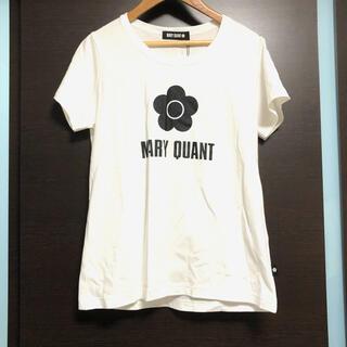 マリークワント(MARY QUANT)の🌈新品🌈マリークワント 半袖 Tシャツ ブランドロゴ カジュアル シンプル (Tシャツ(半袖/袖なし))