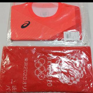 東京オリンピックTシャツとタオルセット