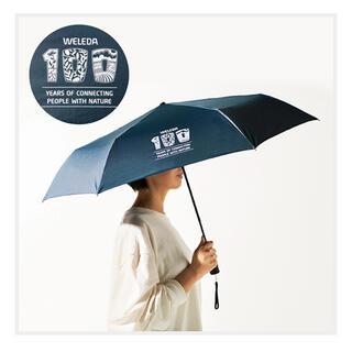 ヴェレダ(WELEDA)の【スプリング8月号付録】ヴェレダ 晴雨兼用折りたたみ傘(傘)