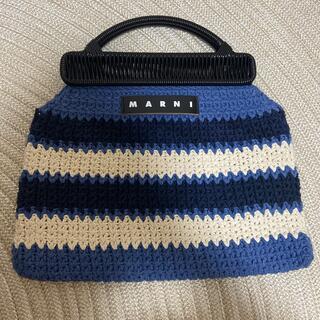 Marni - MARNI クロシェフレームバッグ