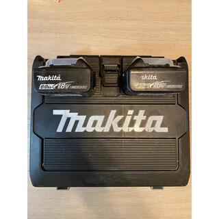 Makita - マキタ makita 18Vバッテリー2つとTD171用ケース