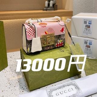 グッチ(Gucci)のバレンタインデー♥新品 GUCCI チェーンバッグ ショルダーバッグ 超可愛い (ショルダーバッグ)