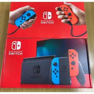Nintendo Switch - ニンテンドースイッチ ネオンカラー 2台