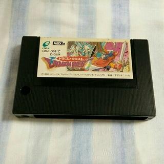 MSX2ソフト