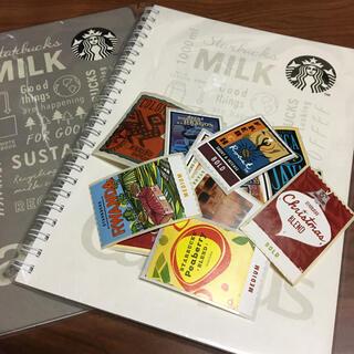 Starbucks Coffee - Starbucks☆スタバ スターバックス キャンパス 豆シール ステッカー