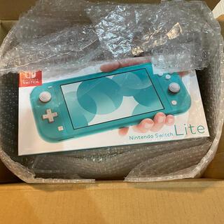 Nintendo Switch - ニンテンドースイッチライト新品未使用未開封