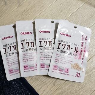 ORIHIRO - オリヒロエクオール30日分✕2