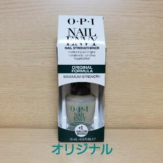 オーピーアイ(OPI)のOPI 強爪 美爪 ネイルエンビー オリジナル(ネイルケア)