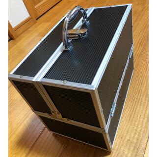 持ち運び可能  収納ボックス  メイクボックス