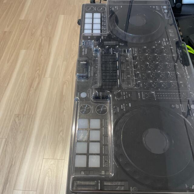 Pioneer(パイオニア)のDDJ1000、ダストカバー、DJ台 楽器のDJ機器(DJコントローラー)の商品写真