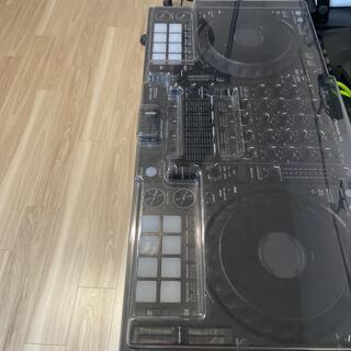 パイオニア(Pioneer)のDDJ1000、ダストカバー、DJ台(DJコントローラー)