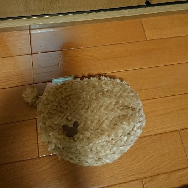ダッフィー(ダッフィー)のダッフィ ポーチ エンタメ/ホビーのおもちゃ/ぬいぐるみ(キャラクターグッズ)の商品写真