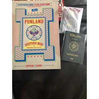 ヒステリックミニ(HYSTERIC MINI)のヒステリックミニ パスケース、パスポート、カタログ(キャラクターグッズ)