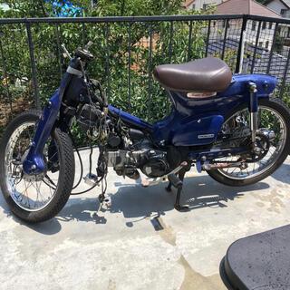 ホンダ - カブ 50cc カスタムベース