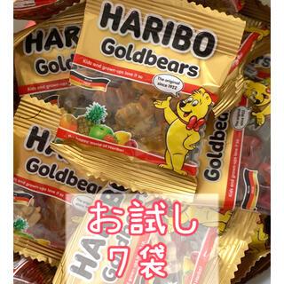コストコ(コストコ)のお試し⭐コストコ ハリボーグミ 10g×7袋 (菓子/デザート)