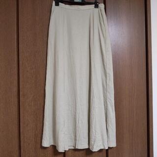 GU - 週末処分セール  GU  ロングスカート  Lサイズ