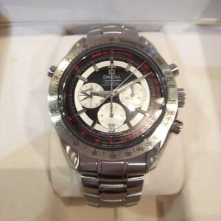 OMEGA - 最高峰 スピードマスター ブロードアロー ラトラパンテ クロノグラフ 腕時計