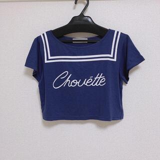snidel - セーラープリントTシャツ