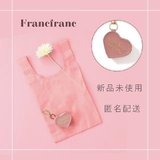 フランフラン(Francfranc)のFrancfranc エコバック ビスケット&ハート(エコバッグ)