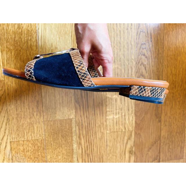 ROSE BUD(ローズバッド)の★タイムセール★ 美品 ROSE BUD ローズバッドサンダル レディースの靴/シューズ(サンダル)の商品写真