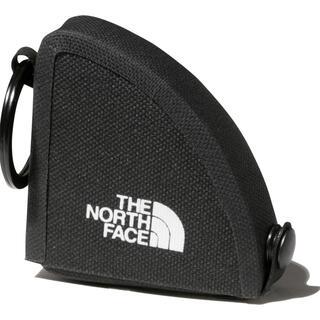 ザノースフェイス(THE NORTH FACE)のノースフェイス ペブルコインワレット ペブルフラグメントケース セット(名刺入れ/定期入れ)