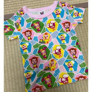 DOUBLE.B - ① ヴァナヴァナ Tシャツ 120