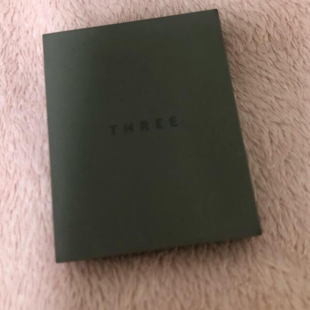 THREE(スリー)のTHREE シマリング グロー デュオ 01 コスメ/美容のベースメイク/化粧品(チーク)の商品写真