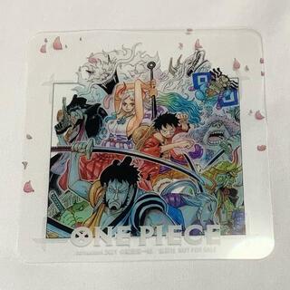 集英社 - ONEPIECE クリアコースター