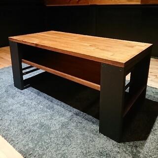 ローテーブル コーヒーテーブル テレビ台 ウォルナット  W72 D35 H32(ローテーブル)