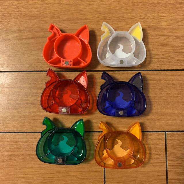 妖怪ウォッチ ボトルオープナー 6個セット エンタメ/ホビーのおもちゃ/ぬいぐるみ(キャラクターグッズ)の商品写真