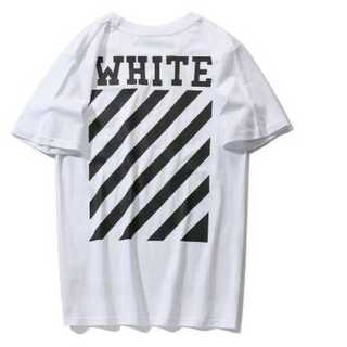 新裏文字 Tシャツ メンズ オーバーサイズ オフホワイト 白 ホワイト