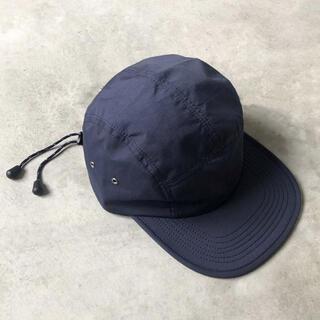 ビームス(BEAMS)のKANFY CAP(NAVY)(キャップ)