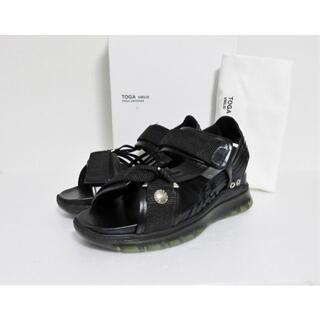 TOGA - 定価6.1万 新品 TOGA VIRILIS Sneaker Sandal 40